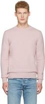 A.P.C. Pink Ringo Sweater
