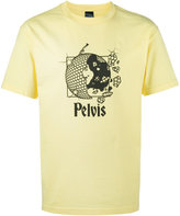 Pelvis - disco ball t-shirt - men - Cotton - S