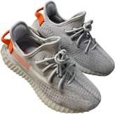 adidas Yeezy X Boost 350 V2 Grey Cloth Trainers