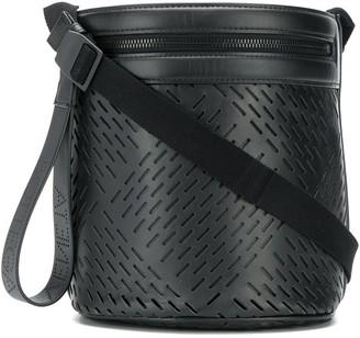 Bottega Veneta Perforated Paper bag