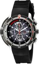 Citizen Men's BJ2128-05E Eco-Drive Promaster Depth Meter Chronograph Watch