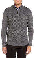 Ted Baker Men's Ferry Trim Fit Sweater