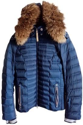 Bogner Blue Jacket for Women