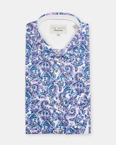 Ted Baker Sterling paisley print shirt
