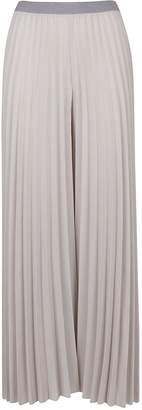 Fabiana Filippi Beige Technical Fabric Trousers