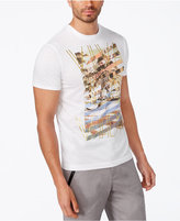 Sean John Men's Big & Tall Graphic T-Shirt