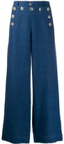 Jean Paul Gaultier Pre-Owned 1990s Sailor trousers