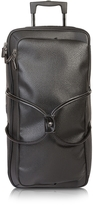 Bric's Magellano 28in Black Wheeled Duffle
