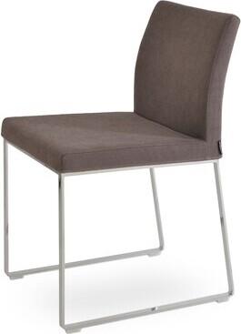sohoConcept Aria Sled Base Chair sohoConcept