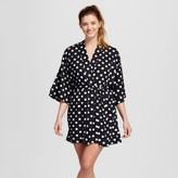 bride and beauties by BedHead Pajamas Bride & Beauties® by Bedhead Pajamas® Women's Kimono Robe - Polka Dot