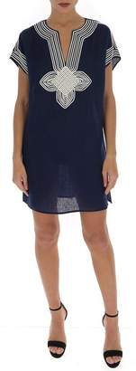 Tory Burch Embroidered Tunic