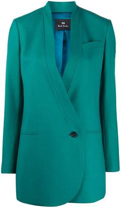 Paul Smith double-breasted fitted blazer