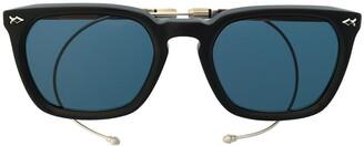 Matsuda Curved Arm Sunglasses