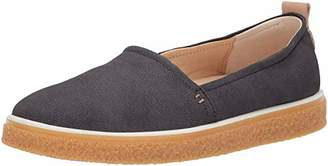 Ecco Women's Crepetray Slip on Loafer Flat