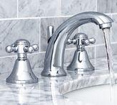 Pottery Barn Warby Cross-Handle Widespread Bathroom Faucet