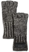 John Varvatos Cappucino Knit Gloves