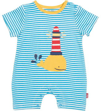Kite Baby Whale Romper