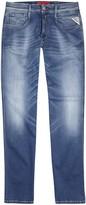Replay Anbass Hyperflex Slim-leg Jeans