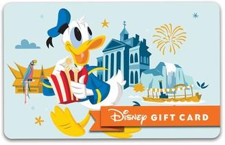 Disney Donald Duck Gift Card Disneyland