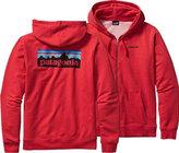 Patagonia Men's P6 Logo Midweight Full-Zip Hoody