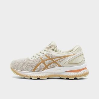 Asics Women's GEL-Nimbus 22 Knit Running Shoes