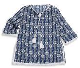 Snapper Rock Little Girl's Pineapple Dress