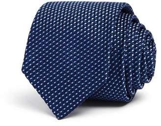 HUGO Two-Tone Neat Skinny Tie
