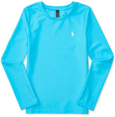 Ralph Lauren Rash Guard, Big Girls (7-16)