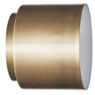 Southern Enterprises Meyer Flush mount Metal Sconce 2 Piece Set