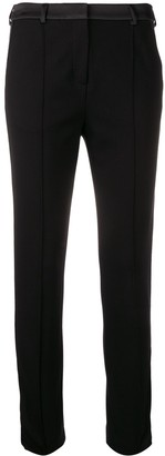 Karl Lagerfeld Paris plain skinny trousers
