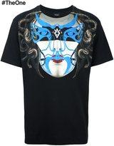 Marcelo Burlon County of Milan mask print T-shirt
