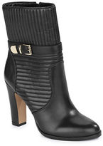 Vince Camuto Curtis Quilted Ankle Boot