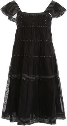 Ulla Johnson Rosalie Midi Dress