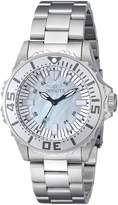 Invicta Women's 17696 Pro Diver Analog Display Swiss Quartz Silver Watch