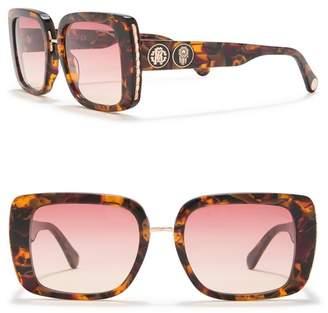 Roberto Cavalli 54mm Oversize Sunglasses