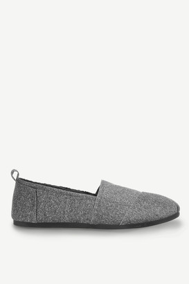 Ardene Faux Suede Slip-on Sneakers