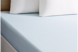 Peacock Alley Emma Fitted Sheet - Aqua King