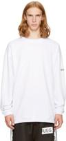 Ueg White Eagle Crew Sweatshirt
