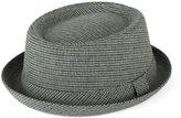 Hat To Socks Tweed Pork Pie Hat
