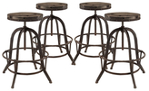 Modway Collect Barstools (Set of 4)