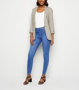 New Look Mid Rise Skinny Jeggings