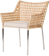 David Francis Furniture Ibiza Armchair - Natural