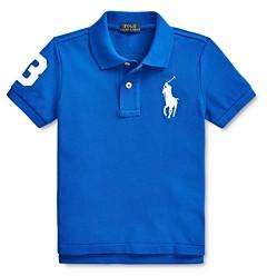 Ralph Lauren Polo Boys' Short Sleeve Polo Shirt - Little Kid