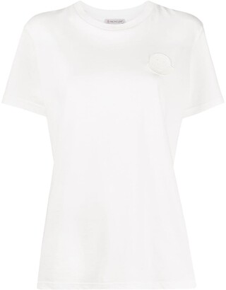 Moncler short-sleeve cotton T-shirt