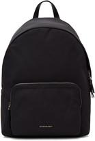 Burberry Black Nylon Abbeydale Backpack