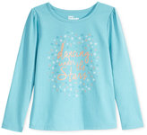 Epic Threads Little Girls' Mix and Match Stars Graphic-Print T-Shirt, Only at Macy's