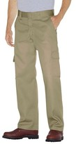 Dickies Men's Big & Tall Relaxed Straight Fit Twill Double Knee Pants
