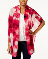 Calvin Klein Cloud Oblong Wrap & Scarf in One