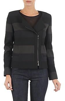 LOLA Cosmetics VIE DUP women's Jacket in Black