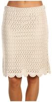 Stetson - Crochet Skirt w/Knit Lining